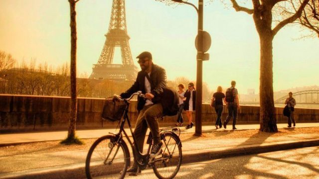 bici paris