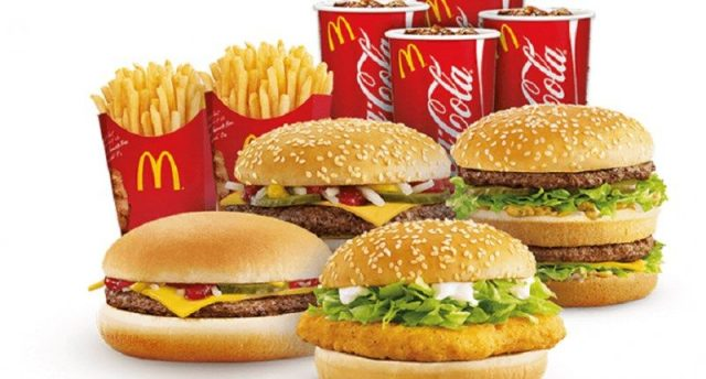TBHQ, mcdonald´s, hamburquesas, nuggets, fast food